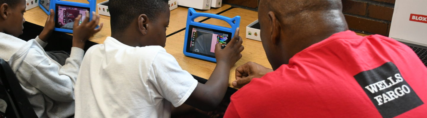 WELLS FARGO INVESTS IN STEM EDUCATION FOR YOUTH AT